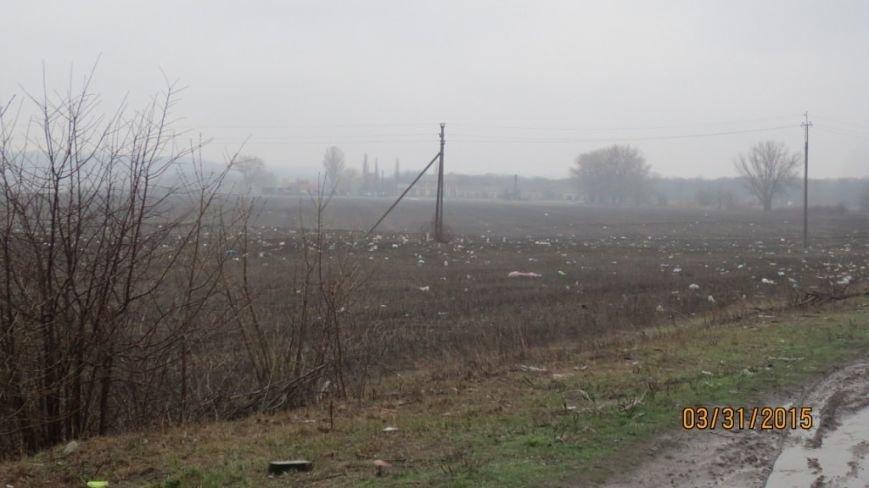 Районний центр Полтавщини перетворюється на сміттєве звалище (ФОТО) (фото) - фото 6