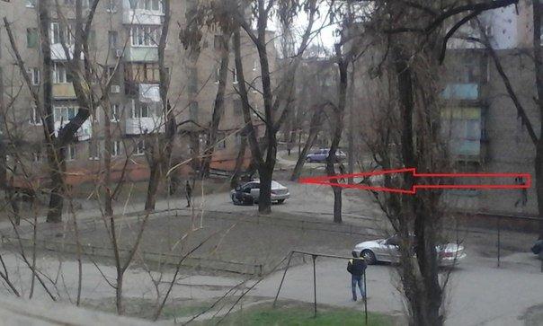 На Днепропетровщине милиционер застрелил таксиста (фото) - фото 1