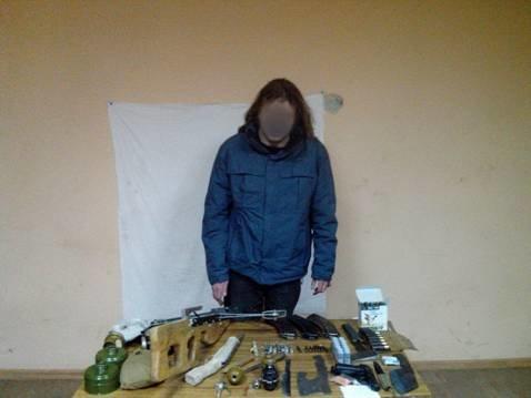 СБУ задержала пособника террористов, который пытался создать в Краматорском районе сеть информаторов «ДНР». ФОТО (фото) - фото 2