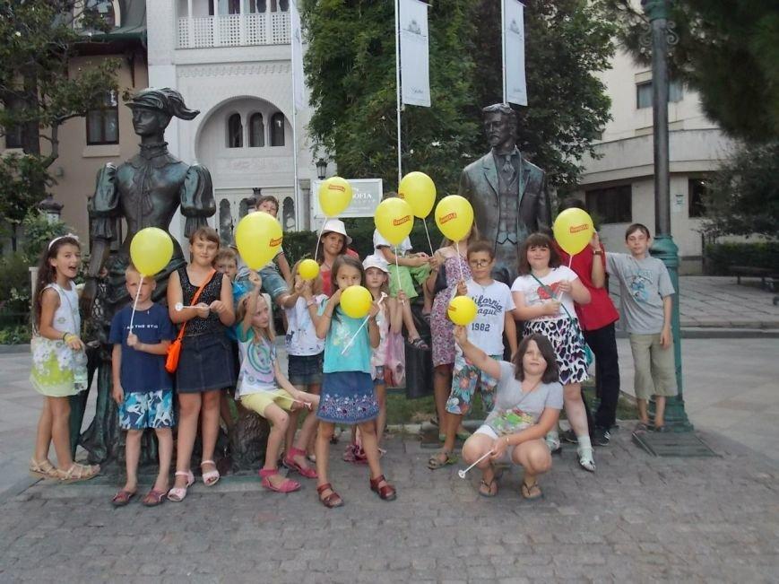 Детский лагерь в Крыму открывает факультет Гриффиндора: не пропустите!, фото-10