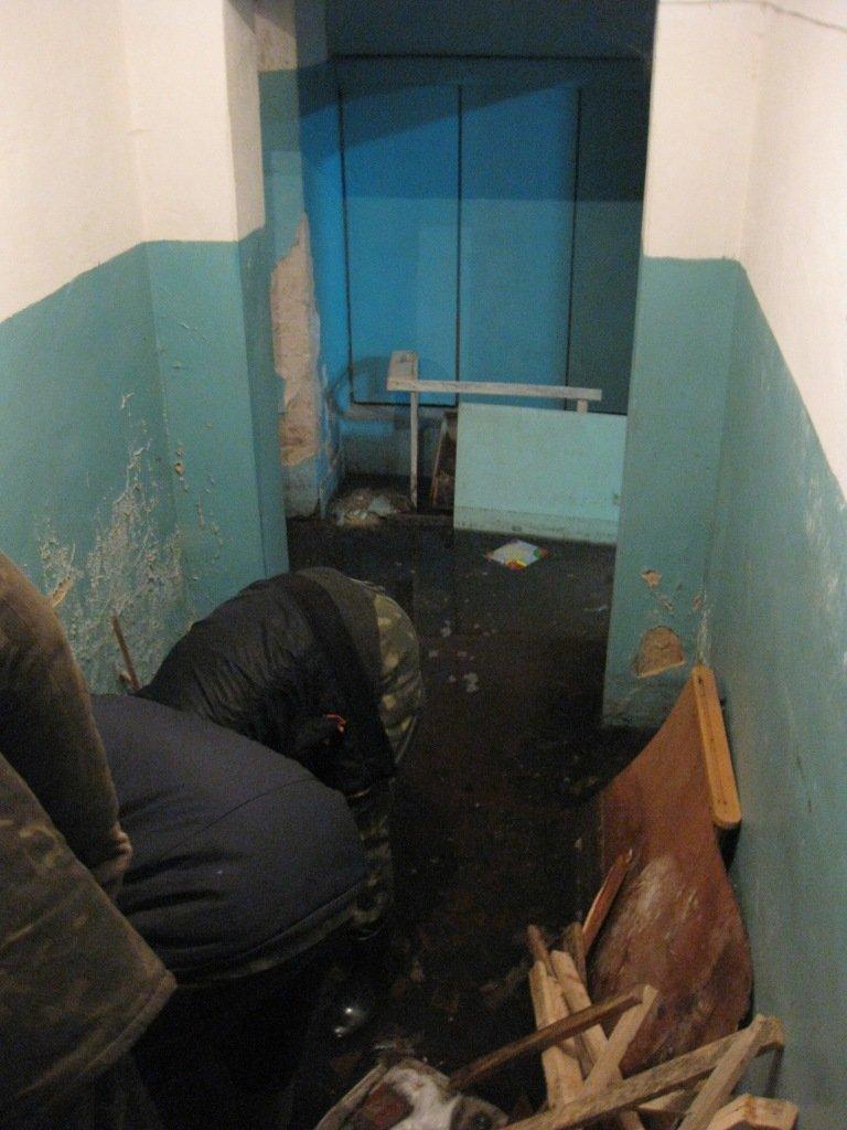 Подвал в центре Чернигова из-за арендатора заливало больше недели, фото-4