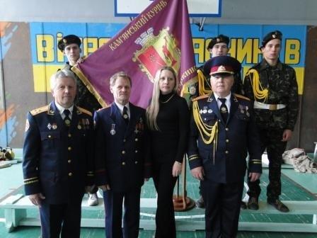 В Днепродзержинске учащиеся ПТУ соревновались в игре «Сокол» («Джура») (фото) - фото 1