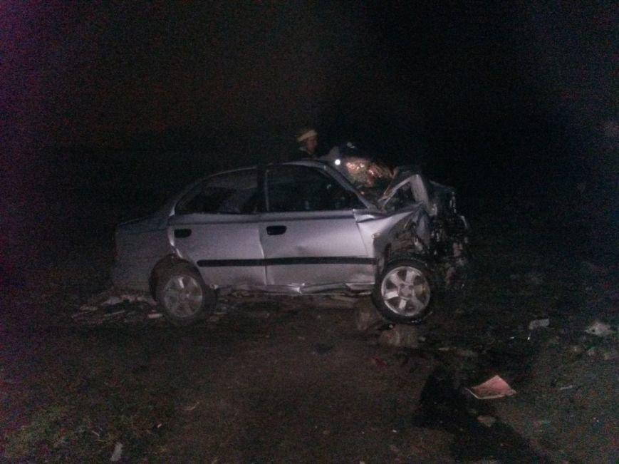 ДТП со смертельным исходом в Днепродзержинске, фото-1