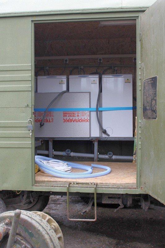 Николаевские волонтеры передали в зону АТО 3 полевые прачечные (ФОТО) (фото) - фото 4