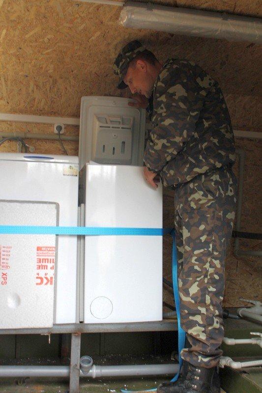 Николаевские волонтеры передали в зону АТО 3 полевые прачечные (ФОТО) (фото) - фото 2