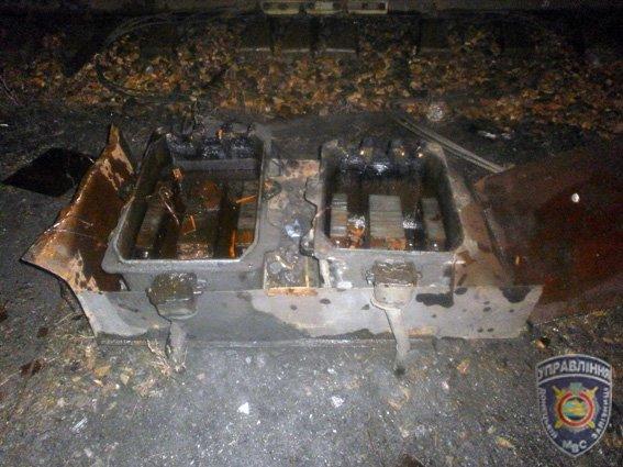 На станции Красноармейск задержаны расхитители железной дороги (фото) - фото 1