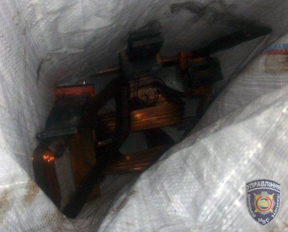 На станции Красноармейск задержаны расхитители железной дороги (фото) - фото 4