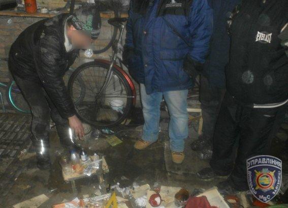 На станции Красноармейск задержаны расхитители железной дороги (фото) - фото 6