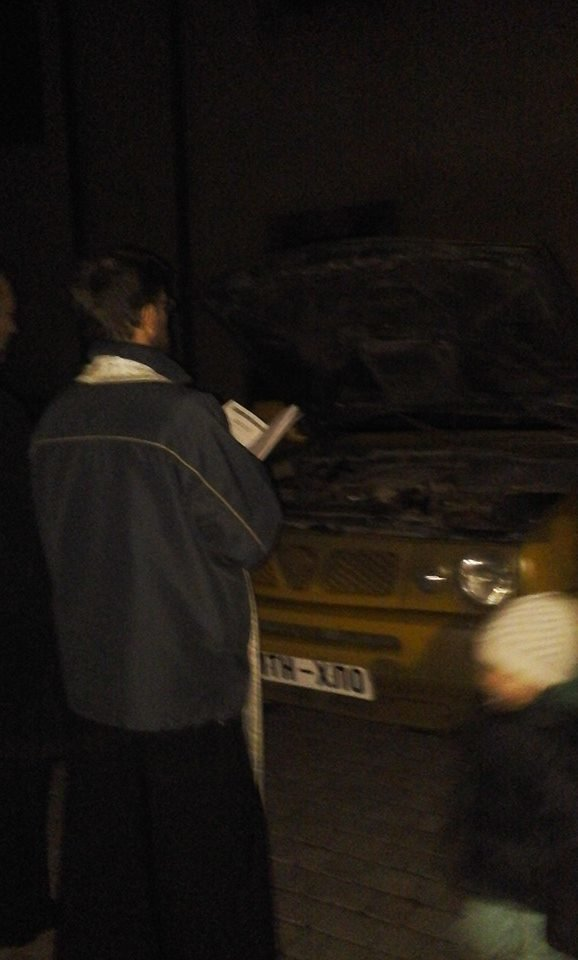 Львівські активісти разом із небайдужими мешканцями придбали машину на передову в АТО (ФОТОРЕПОРТАЖ), фото-4