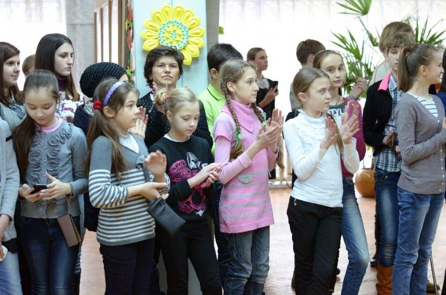 В Кривом Роге открылась  выставка-конкурс (фото) - фото 1