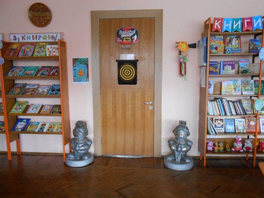 В детской библиотеке Днепродзержинска отметили Международный день детской книги (фото) - фото 5