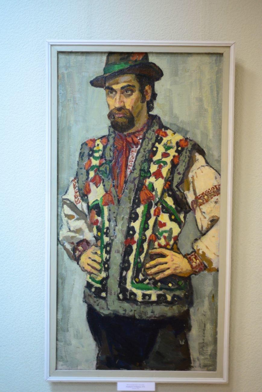 В Запорожье открылась художественная выставка «Время на полотне» (ФОТОРЕПОРТАЖ), фото-20