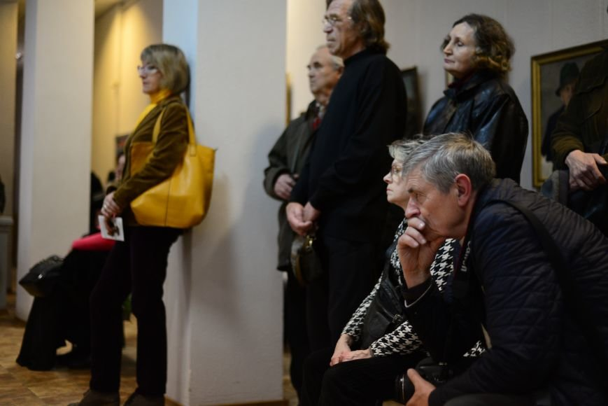 В Запорожье открылась художественная выставка «Время на полотне» (ФОТОРЕПОРТАЖ), фото-11