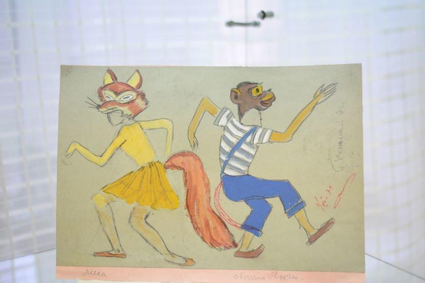 В Запорожье открылась художественная выставка «Время на полотне» (ФОТОРЕПОРТАЖ), фото-21