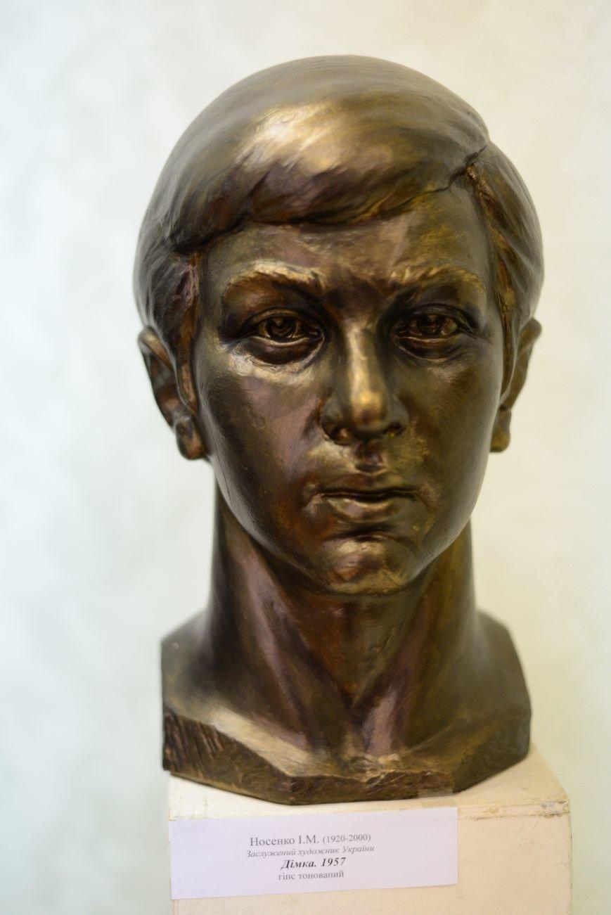 В Запорожье открылась художественная выставка «Время на полотне» (ФОТОРЕПОРТАЖ), фото-32
