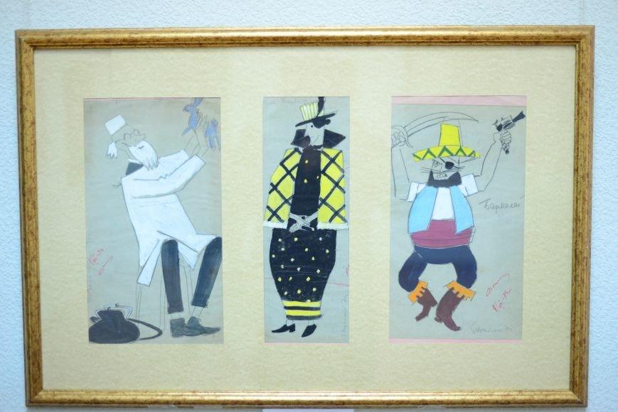 В Запорожье открылась художественная выставка «Время на полотне» (ФОТОРЕПОРТАЖ), фото-23