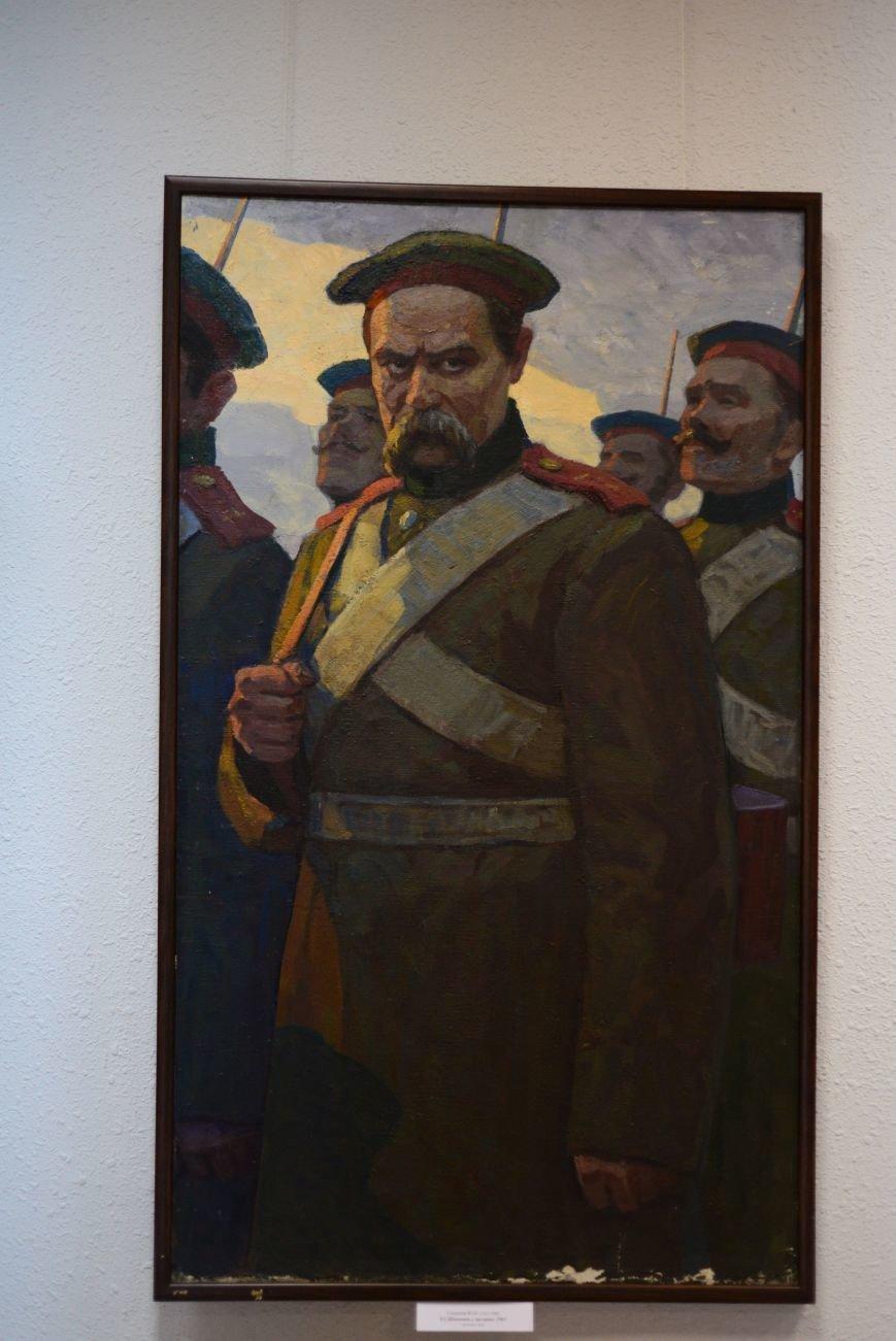 В Запорожье открылась художественная выставка «Время на полотне» (ФОТОРЕПОРТАЖ), фото-36