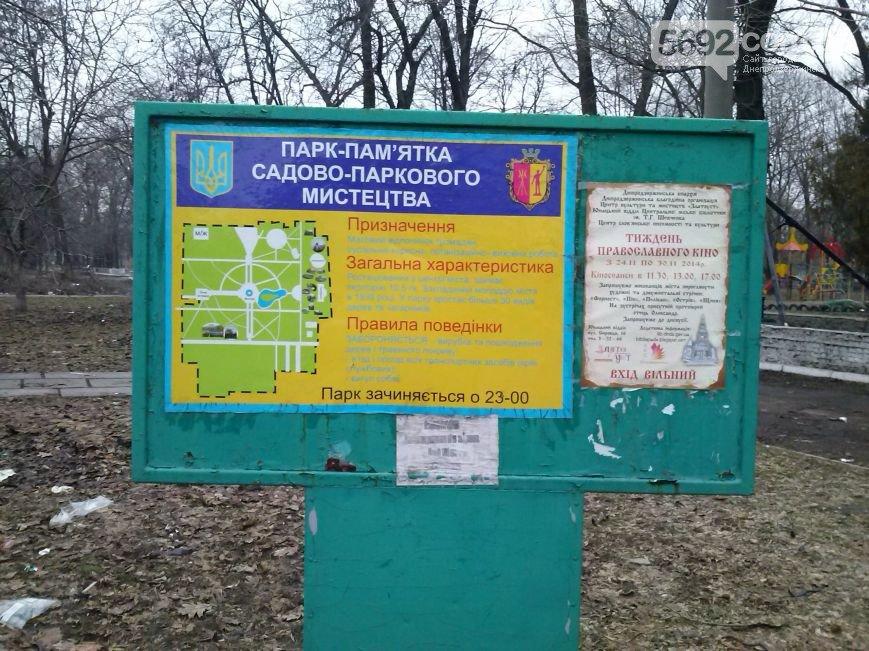 В развитие днепродзержинских парков планируют вложить более 20 миллионов гривен (фото) - фото 2