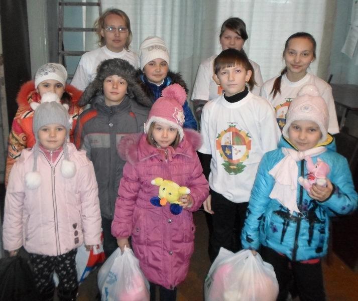 «Школа Добра» в Енакиевском УВК № 22, фото-1