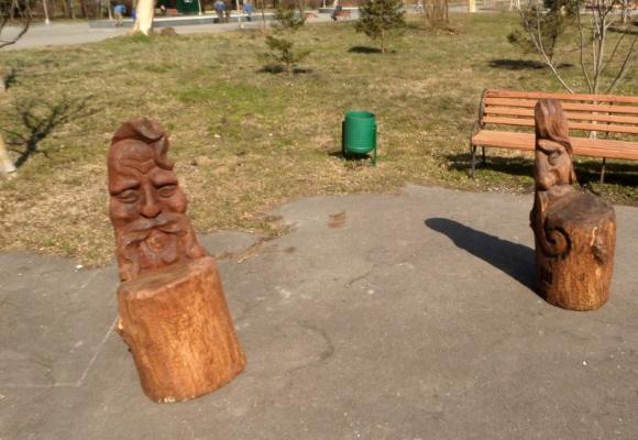 У Тернополі найближчим часом у парку «Топільче» поселять 12 козаків (фото) (фото) - фото 1