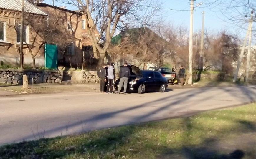 В Кировограде «ВАЗ» задним ходом протаранил «Lanos», фото-3