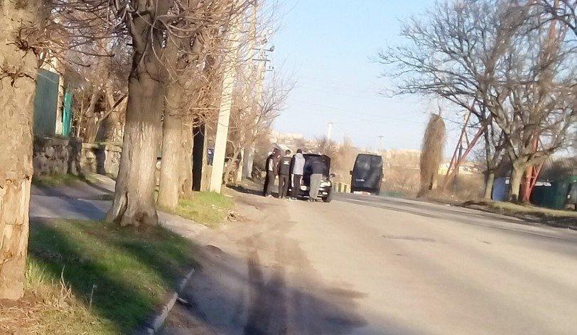В Кировограде «ВАЗ» задним ходом протаранил «Lanos», фото-2