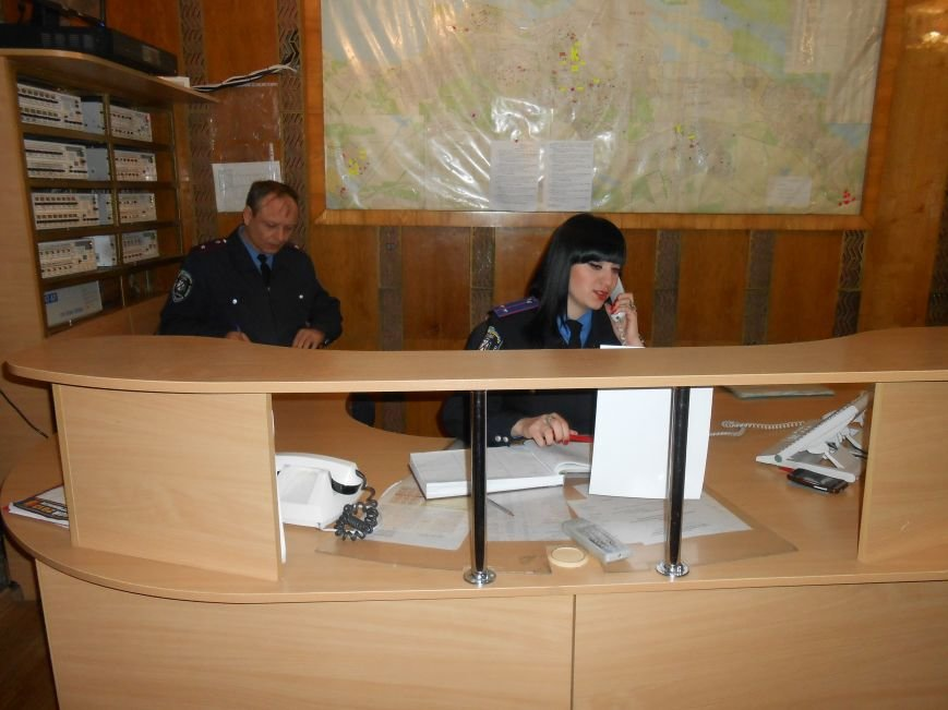 Изнанка жизни днепродзержинской милиции (фото) - фото 7