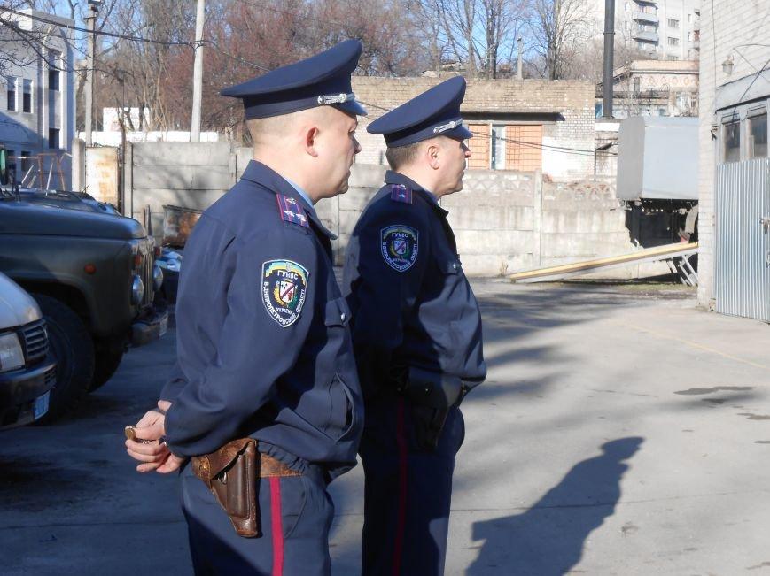 Изнанка жизни днепродзержинской милиции (фото) - фото 1