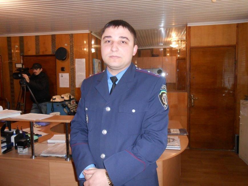 Изнанка жизни днепродзержинской милиции (фото) - фото 6