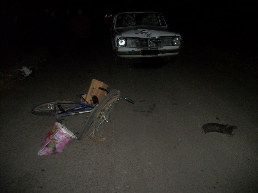 В Кировоградской области автомобиль насмерть сбил велосипедистку. ФОТО, фото-1