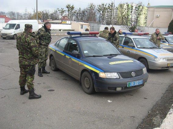 Полтавські даївці повернулися з зони АТО (фото) - фото 2