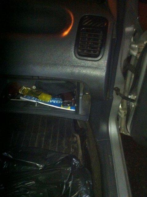 Будні нічного автопатруля у Полтаві: нетверезий водій та озброєні крадії (фото) - фото 2