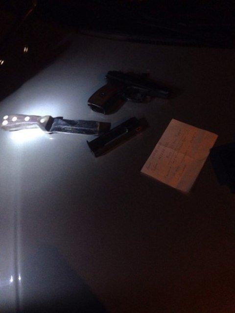 Будні нічного автопатруля у Полтаві: нетверезий водій та озброєні крадії (фото) - фото 1