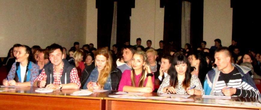 В стенах Херсонского училища культуры прохошел конкурс талантов - мини-фест «Провесинь», фото-1