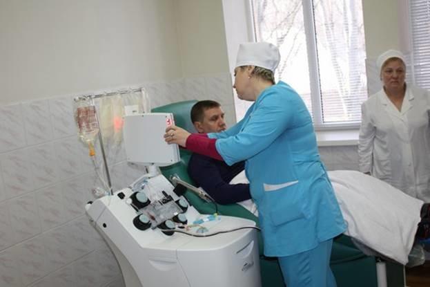 Запорожские милиционеры сдали кровь для больных детей (ФОТО) (фото) - фото 2