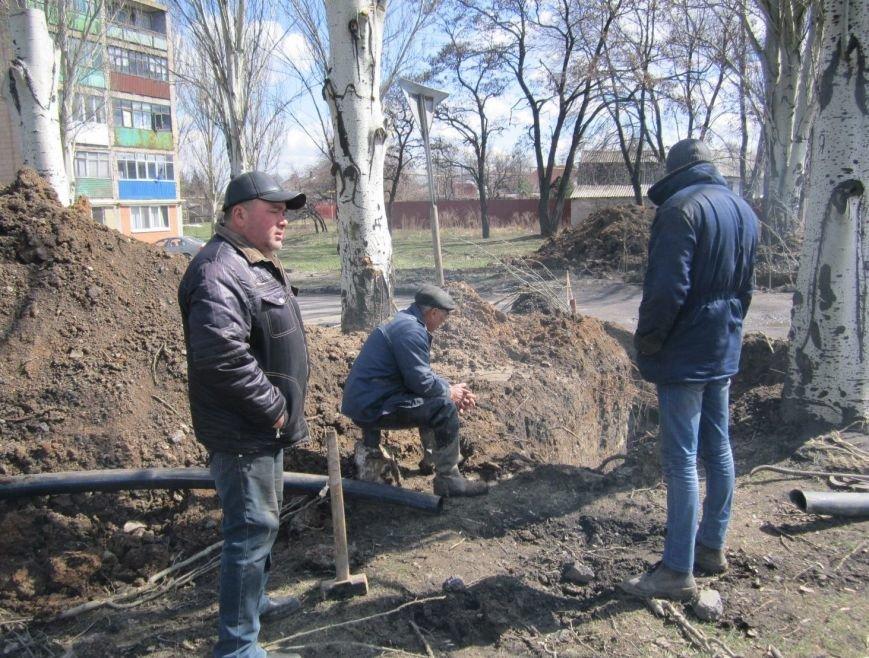 Почему в части Димитрова нет воды (ФОТО), фото-2