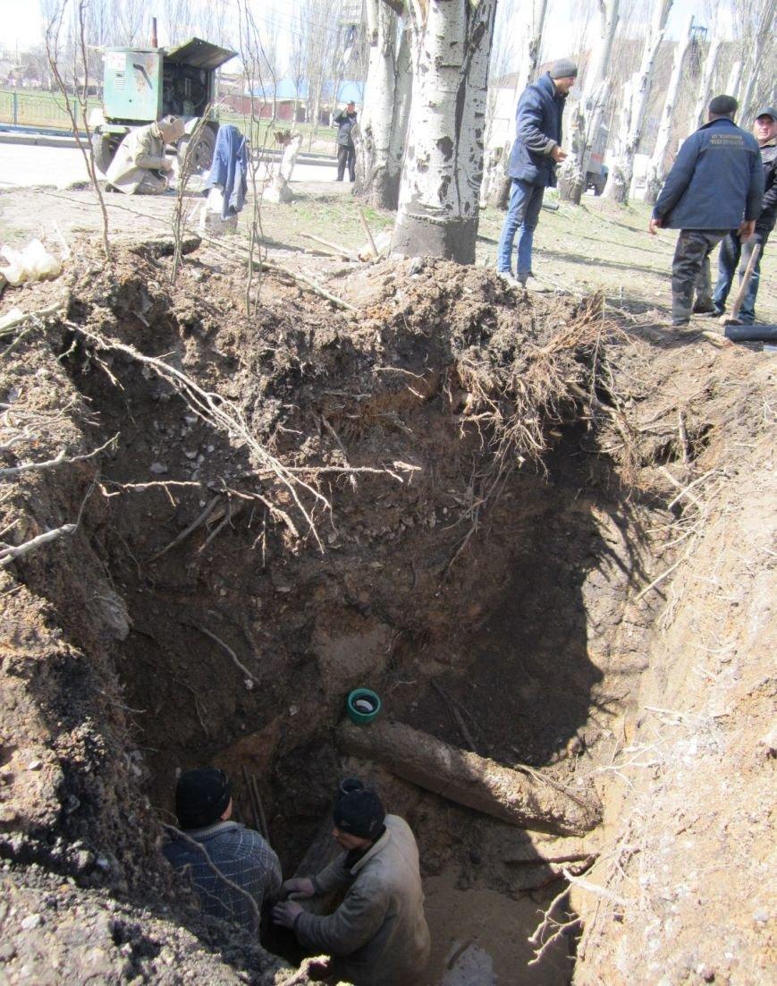 Почему в части Димитрова нет воды (ФОТО), фото-4