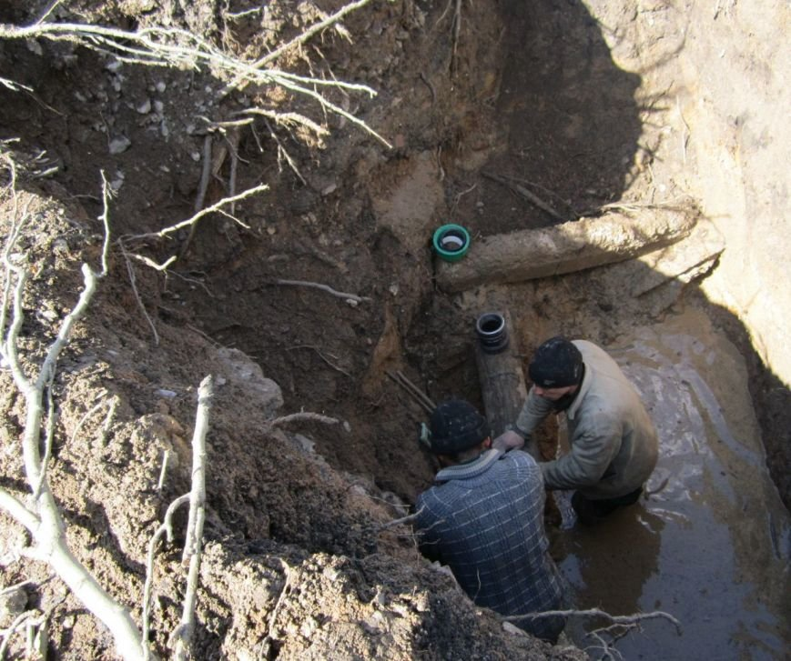 Почему в части Димитрова нет воды (ФОТО), фото-3