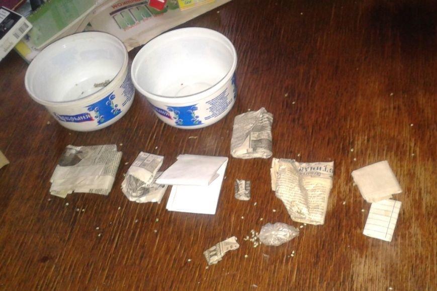 Правоохранители сорвали жителю Часов Яра посев наркоплантации, фото-1