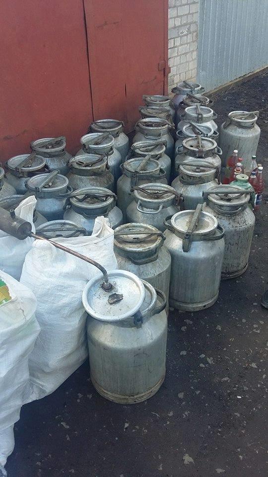 Краматорские правоохранители прекратили деятельность незаконного пункта приема металла, фото-2