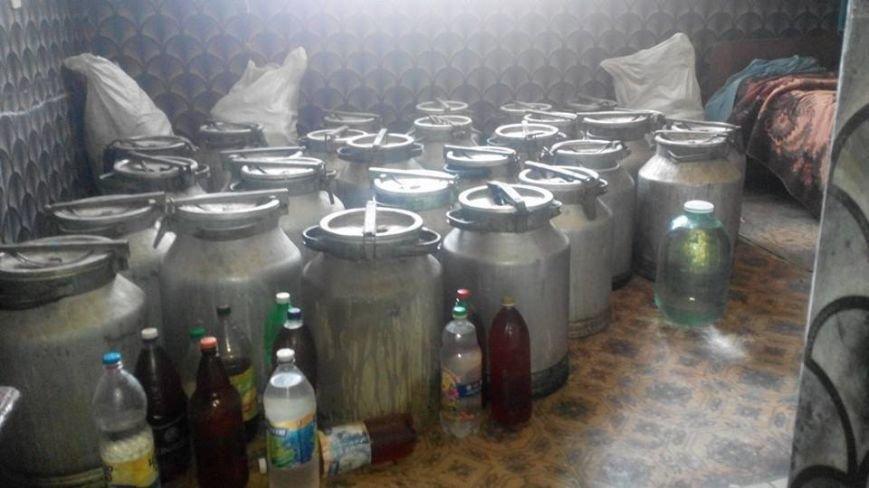 Краматорские правоохранители прекратили деятельность незаконного пункта приема металла, фото-1