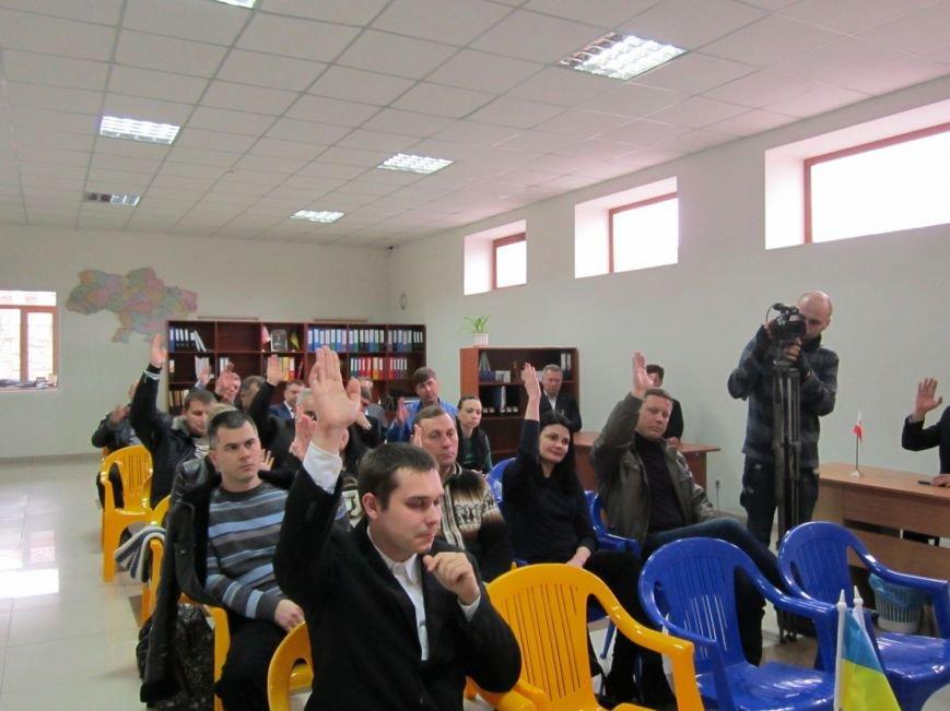 В Херсоне выбрали председателя городской организации партии «Блок Петра Порошенко «Солидарность», фото-1