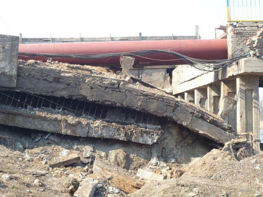 В Кривом Роге начался ремонт мостов, на который выделено 700 тысяч гривен бюджетных средств (ФОТО) (фото) - фото 2