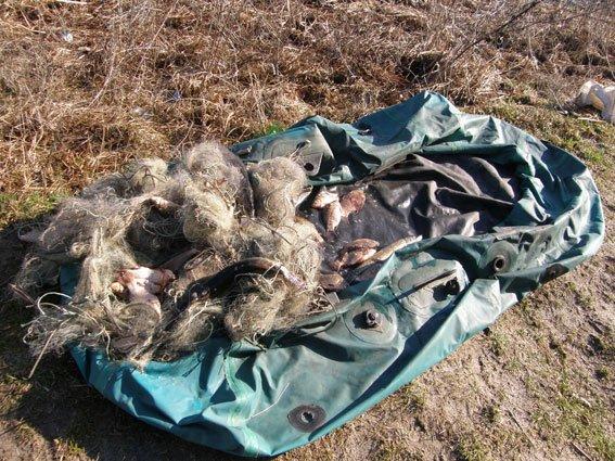 На Полтавщині затримали любителів незаконної рибалки (фото) - фото 1
