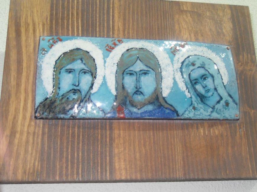 У Полтав відкрилася виставка сучасного іконопису (фото) - фото 1
