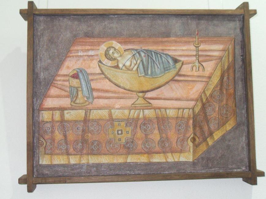 У Полтав відкрилася виставка сучасного іконопису (фото) - фото 3