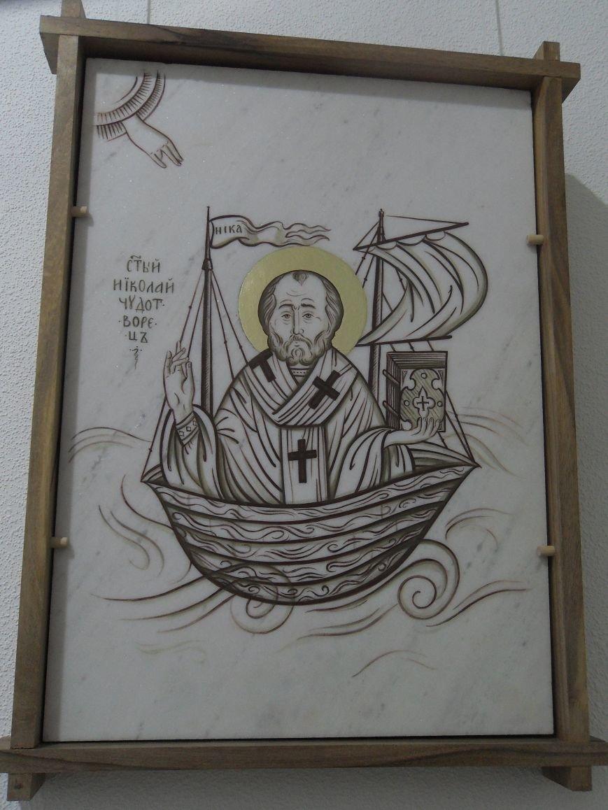 У Полтав відкрилася виставка сучасного іконопису (фото) - фото 2