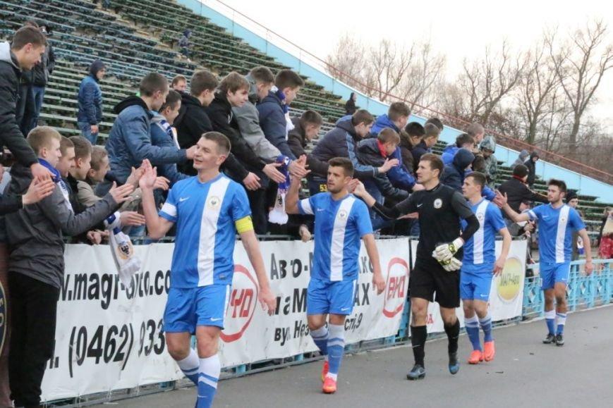 Черниговские футболисты разгромили соперников из Николаева, фото-1