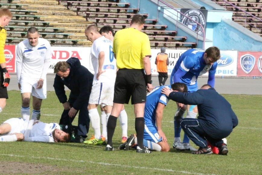 Черниговские футболисты разгромили соперников из Николаева, фото-11