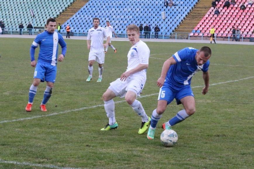 Черниговские футболисты разгромили соперников из Николаева, фото-14